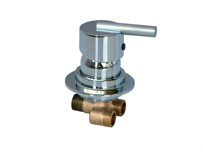 Copper shower room 1 mixing valve, wall bathroom accessories,shower room mixing valave