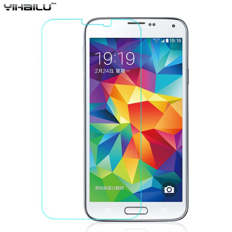 For Samsung Galaxy S6 S5 Mini S4 Mini S3 mini Note 5 4 3 Tempered Glass Screen Protector HD 2.5D Arc Toughened Protective Film