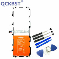 QCKBST 7000mAh SP3676B1A 1S2P Replacement Battery For Samsung Galaxy Tablet Tab 2 Note 10 1 P5100