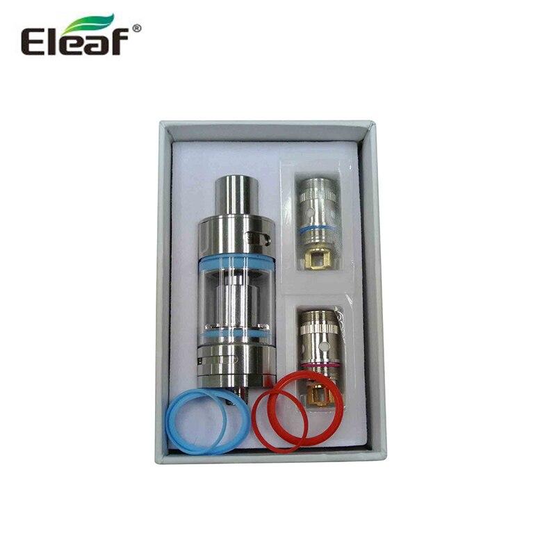 Originale Eleaf MELO 2 melo 2 serbatoio in acciaio inox 510 filo Atomizzatore 4.5 ml per iStick TC60W Sigaretta Elettronica
