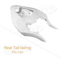 Unpainted Motorcycle Tail Rear Fairing Parts for Yamaha 2004 2005 2006 YZF R1, ABS Plastic
