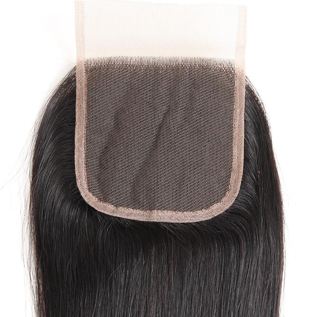 Indian Straight Human Hair 3 Bundles