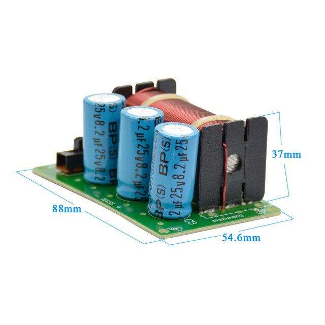 AIYIMA Pure Bass Audio professionnel Subwoofer séparateur de fréquence haut-parleur filtre croisé