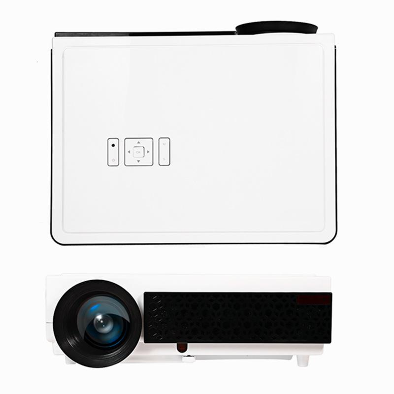 Prix pour LED-96 + Plus LCD Projecteur 2800 Sans Fil WiFi 1280x800 Pixels 1080 P Full HD Vidéo Projecteur WithAudio Dans HDMI USB VGA YPbPr