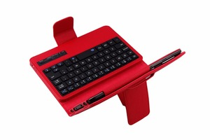 Image 5 - Detach Wireless Bluetooth Keyboard Case Cover for Samsung Galaxy Tab S2 8/8.0 T710 T715 T713 T719 with Screen Protector Film Pen