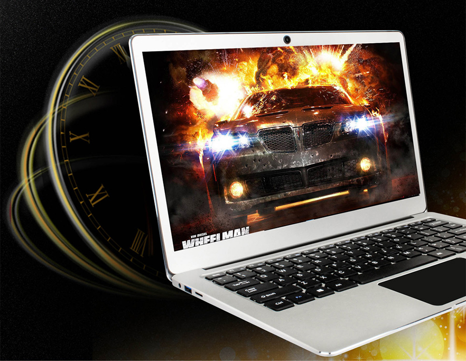 Jumper EZbook 3 Pro Intel Apollo Lake N3450 6G DDR3 64GB eMMC ultrabook IPS 1920 x 1080 laptop with M2 SSD Slot (7)