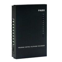 EXCELLTEL SOHO escritório Interfone sistema MD108 PABX Pequeno PBX     -