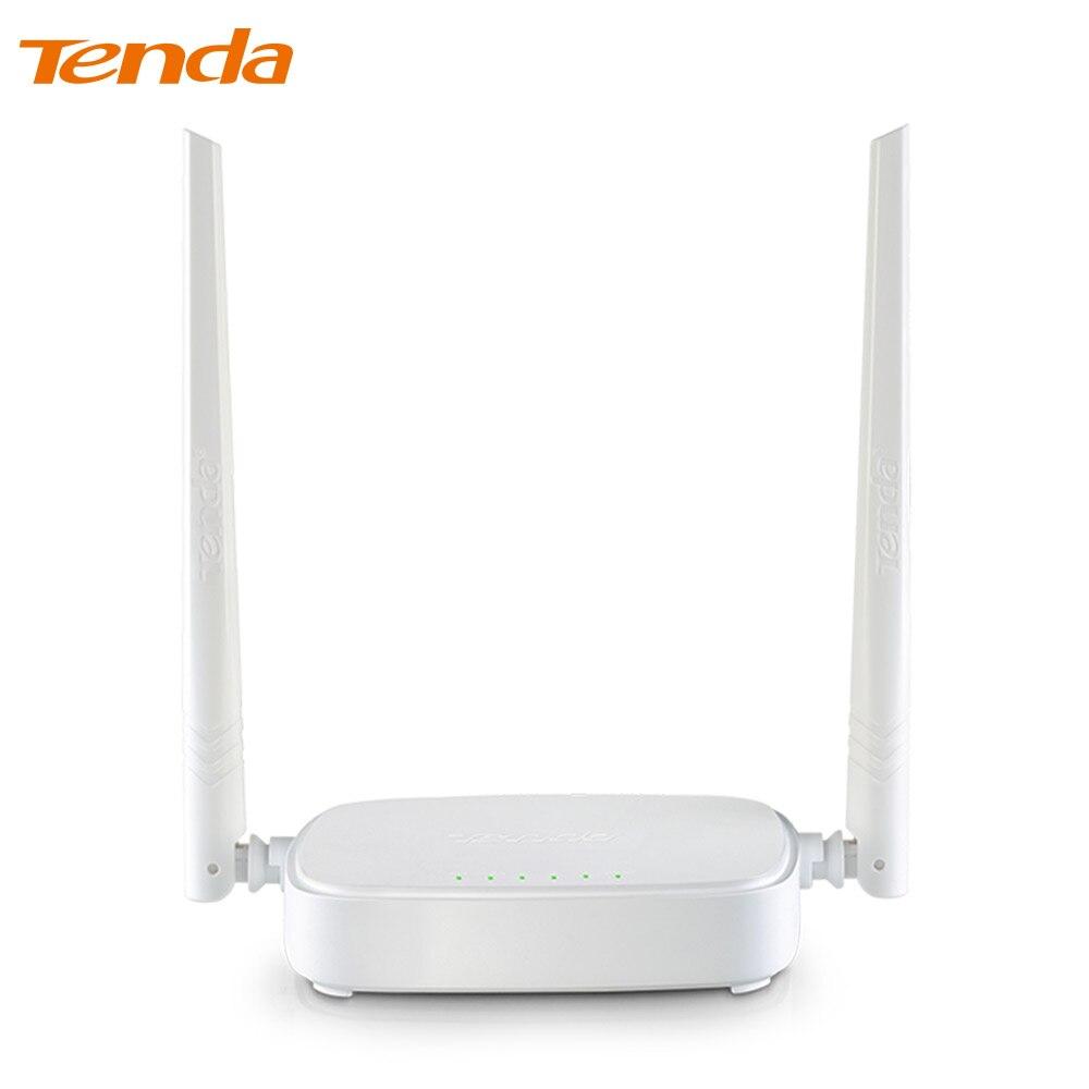 Tenda N301 300 Mbps Wireless WiFi Router Reperter 1WAN + 3LAN Ports, Router/WISP/Reperter/Ap-modus, englisch/Europäischen Firmware
