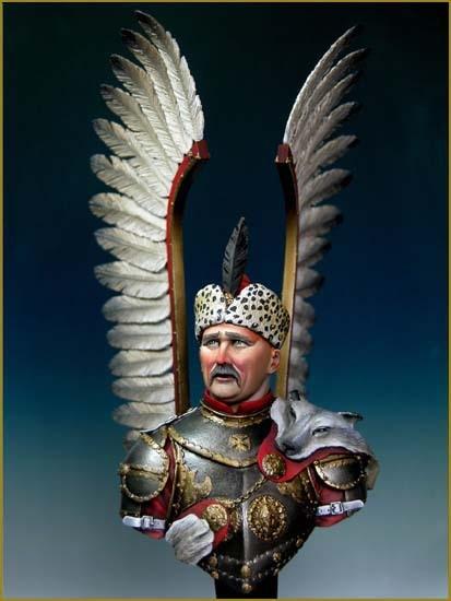 Polşa süvariləri plume