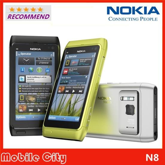 original factory unlocked nokia n8 refurbished mobile phone gps rh aliexpress com Nokia N95 Nokia N95