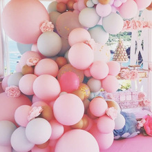 100pcs 10 Inches Party Decoration Latex Balloon For Childrens Birthday Day Gifts Wedding Decor