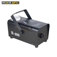 4pcs/lot 400W Mini Smoke Machine Upspray Fog Smoke Machine Fog Generator Stage Effect Products