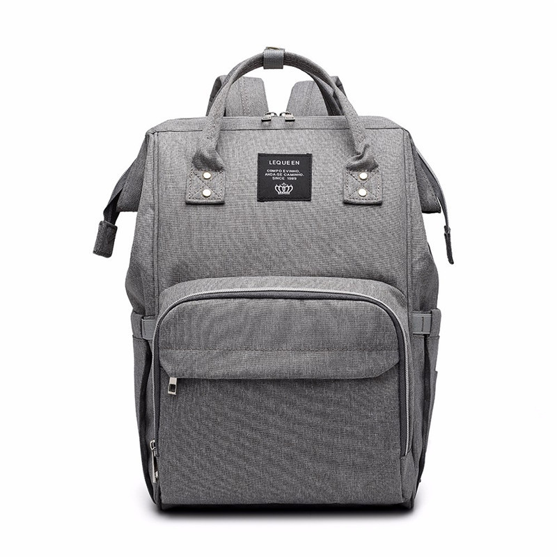 HTB1hkGXbtfvK1RjSszhq6AcGFXaC Maternity Bag Waterproof Diaper Backpack for Mom Nappy Bags Large Capacity Baby Bag Travel Mummy bag Designer Nursing Bag