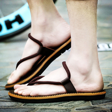 Men's summer sandals and slippers slip Korean version of casual summer influx of beach SUB1149