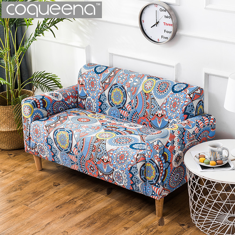 Brilliant Bohemian Sofa Covers Universal Elastic Stretchable Covers Gamerscity Chair Design For Home Gamerscityorg