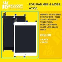 Original LCD Screen For IPad Mini 4 A1538 A1550 LCD Display Touch Panel Digitizer Sensor Glass