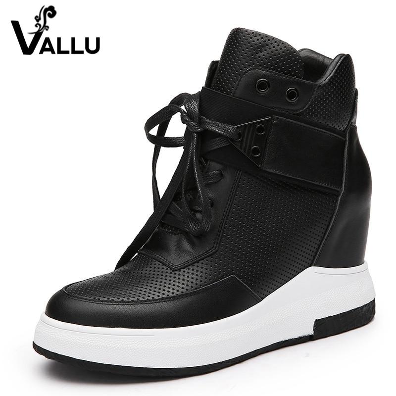 2018 여성 웜 부츠 정품 가죽 높이 증가 플랫 플랫폼 짧은 플러시 여성 발목 부츠-에서앵클 부츠부터 신발 의  그룹 1