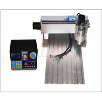 Hot sale Mini cnc router 6040 cnc engraving machine 3axis 1500w milling and drilling machine