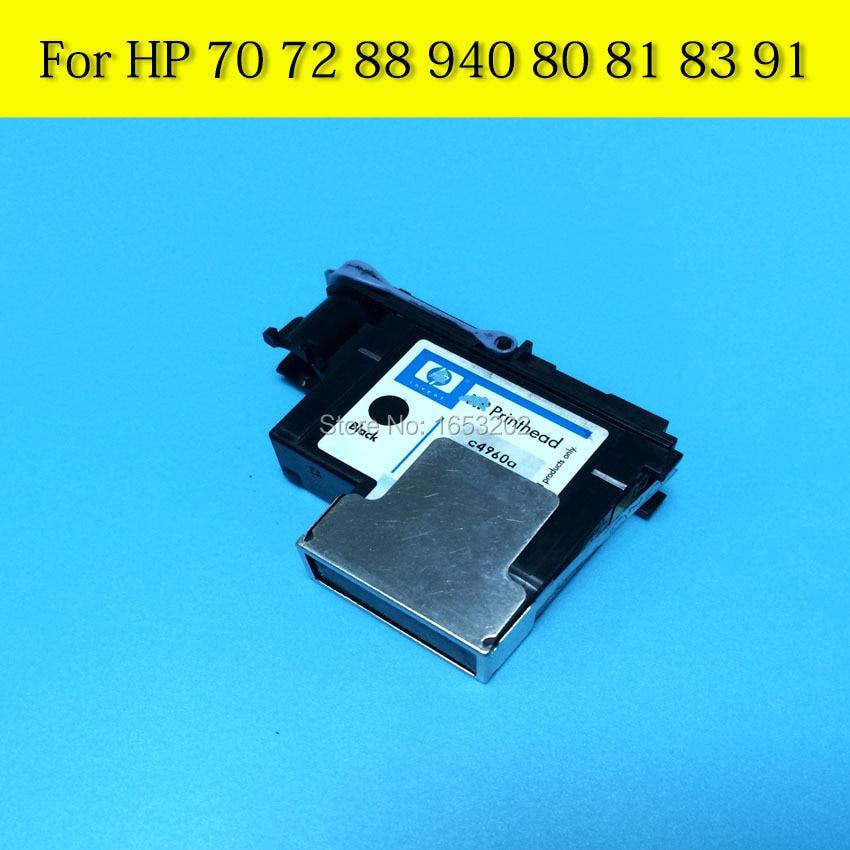 6 PCS/Lot Printhead Protector HP72 Print Head Cover For HP 72 2300 T610 T620 T770 T790 T1100 T1120 T1200 T1300 T2300 Printer