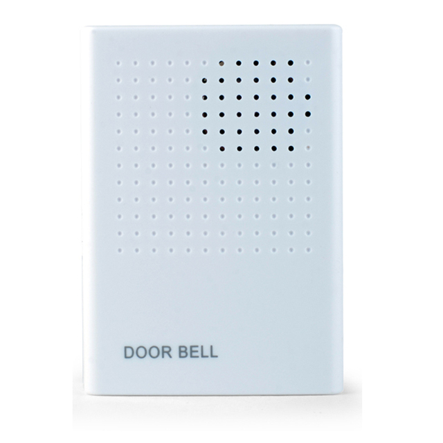 4 lines DC12V Wired Door Bell door access control system ding dong sound bell with 4 wires without battery for apartment/home
