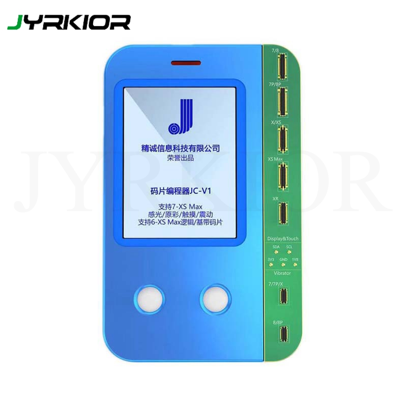 Light Sensor Touch Vibrator Multi Read Write Data Recovery auto brightness Repair Programmer For iPhone Xs