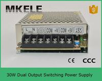 Low Price Remarkable D 30A Dc Dc 5v To 12v Dual Output Dual Output Type Can