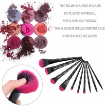 Makeup Brushes Set 11 pcs/lot Eye Shadow Blending Eyeliner Eyelash Eyebrow For