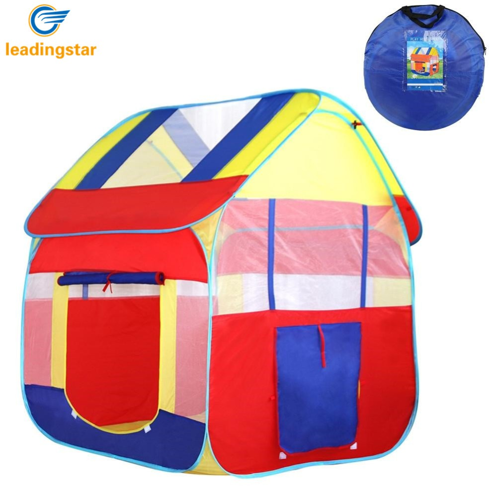 RCtown Blue Child Playhouse Tents Indoors/Outdoors House For Boys & Girls Perfect Gift For Toddlers zk30RCtown Blue Child Playhouse Tents Indoors/Outdoors House For Boys & Girls Perfect Gift For Toddlers zk30
