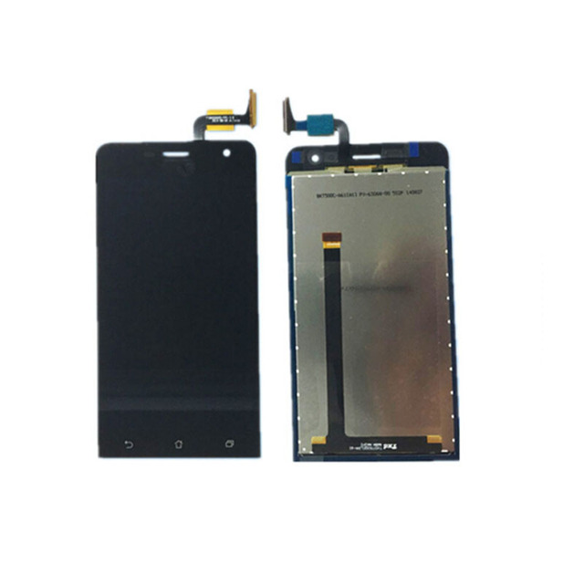 """Touch Panel For ASUS Zenfone 5 Lite A502CG 5.0"""" Black Front Touch Screen+LCD Display Digitizer Glass Sensor Panel Repartment"""