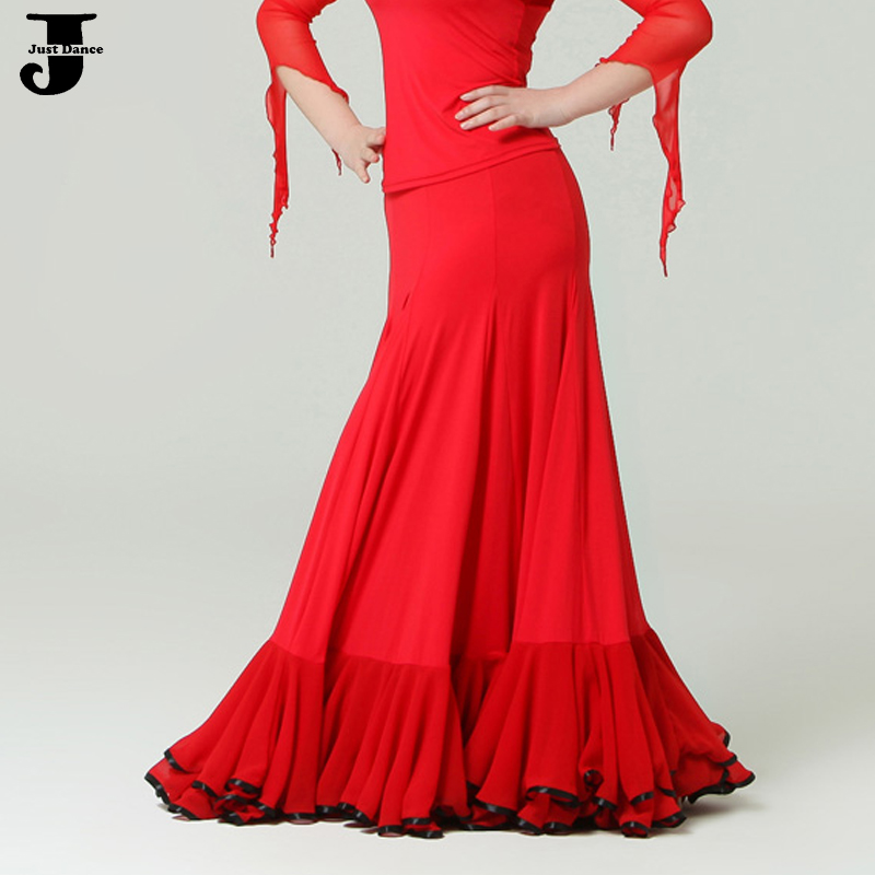 Испанская юбка