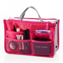 Handy makeup accessories hand bag for sissies
