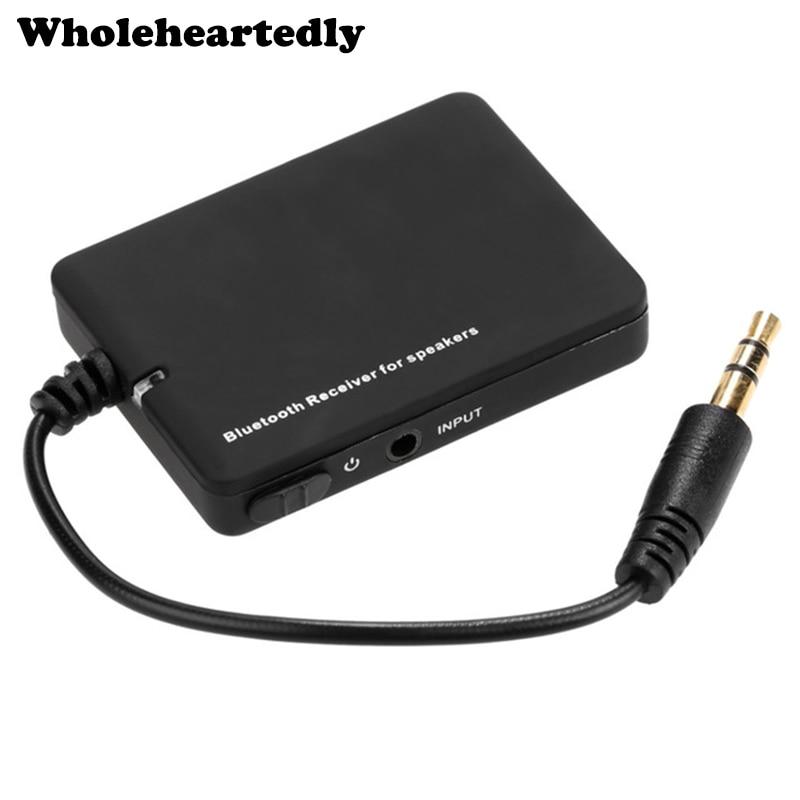Portátil Mini Bluetooth Audio Receptor de Música Inalámbrico 3.5mm - Audio y video portátil - foto 1