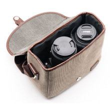 Retro DSLR Camera Bag Lens Case Photo Bag For Panasonic DMC-GX80 GX85 GX80 GH4 FZ1000 FZ300 GH5 GH5GK FZ100 FZ200 Photo Backpack