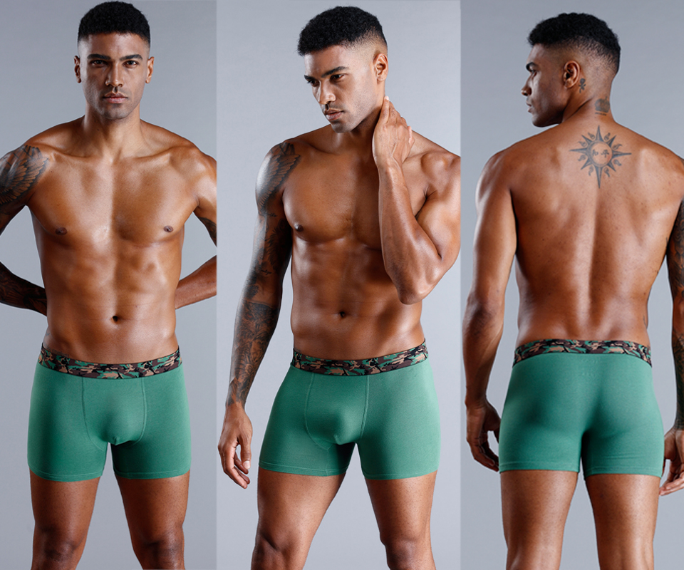 Totally free gay men in boxers