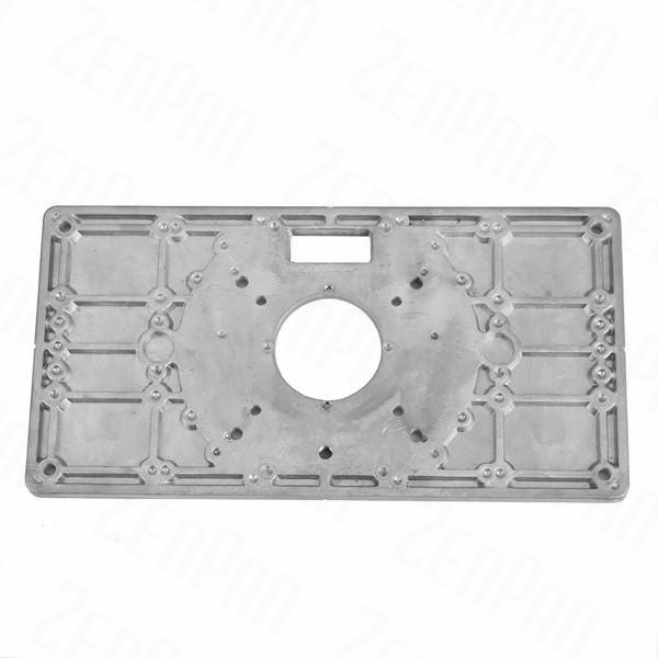 Multifunctional aluminium alloy router table insert plate for makita multifunctional aluminium alloy router table insert plate for makita 700c woodworking in hand tool sets from tools on aliexpress alibaba group greentooth Choice Image