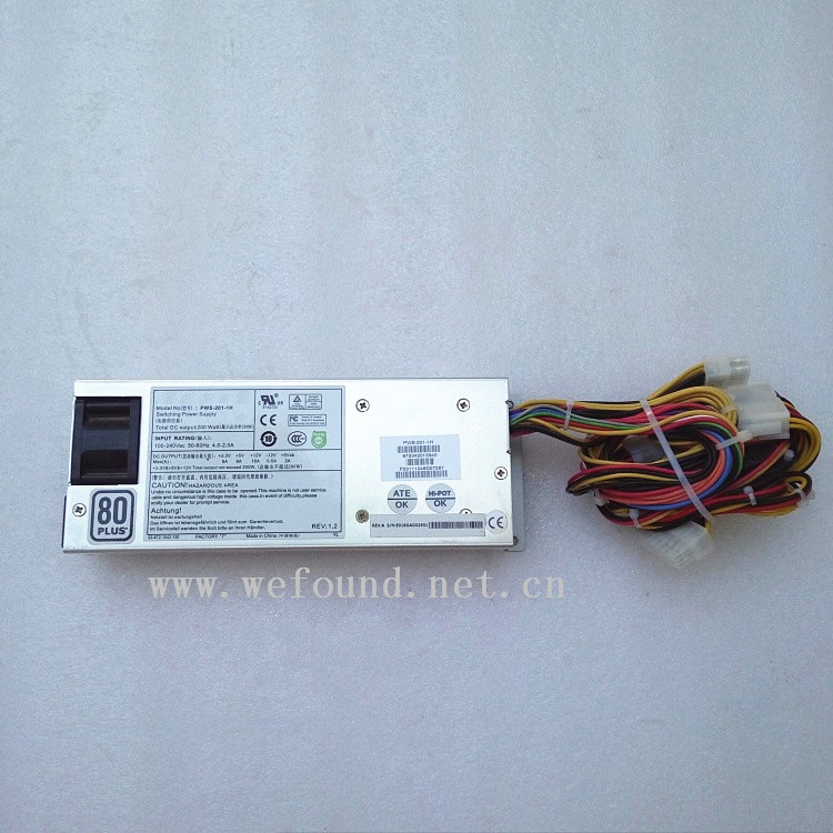 100% working power supply For PWS-201-1H 200W Fully tested powe r supply for pws 0050 m sp382 ts 380w tested working good