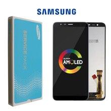 10pcs/lot 100% ORIGINAL 5.6 LCD For Samsung Galaxy J6+ J610 J610F J610FN LCD Display Touch Screen Digitizer Adjust Brightness