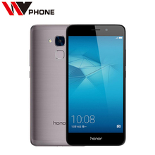 "WV Original Huawei Honor 5C 4G FDD Mobile Phone 2G Ram 16g ROM Kirin 650 Octa Core 5.2"" FHD 1080P 13.0MP"