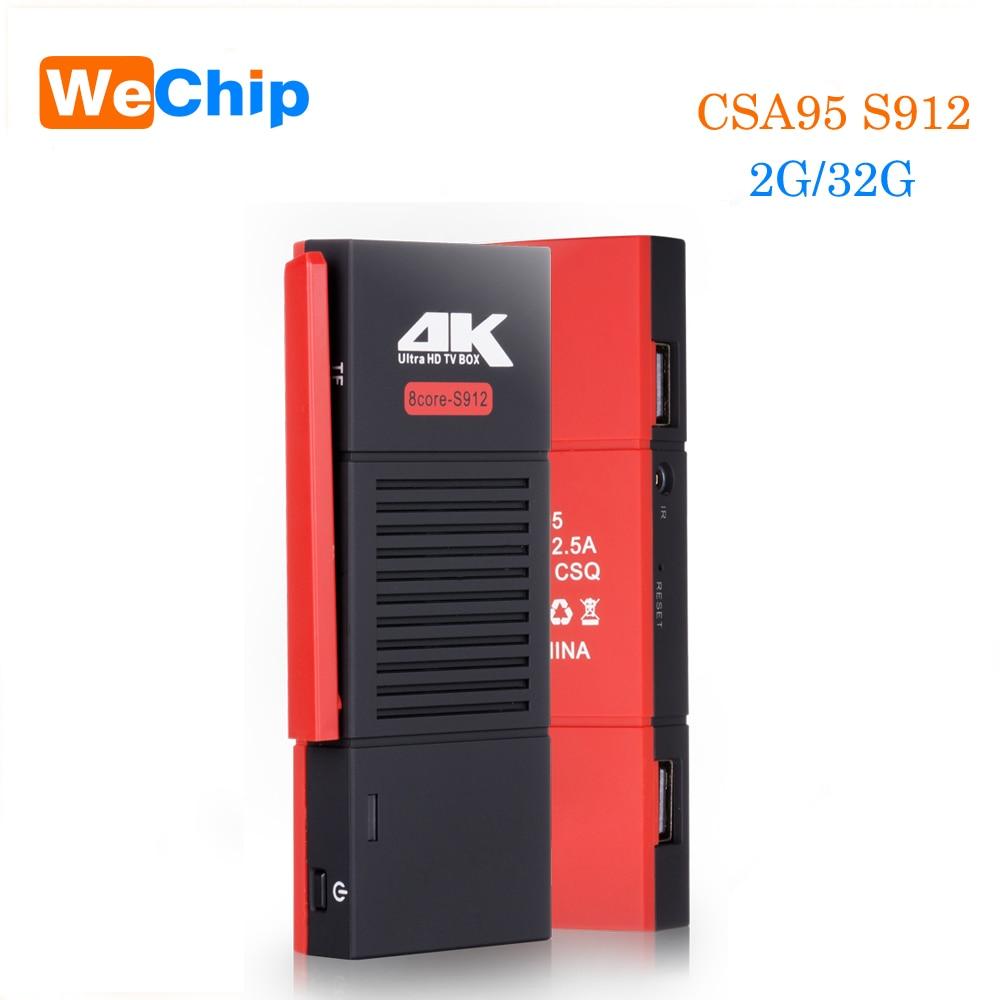 CSA95 Mini PC Amlogic S912 Android 7.1 TV Box 2G 32G Dual Wifi LAN 1000M Support Bluetooth 4.0 TV Stick PK H96 PRO MINI PC эрин хантер миссия огнезвезда в 2 книгах книга 2 возрождение