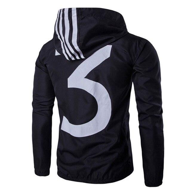 Men's Sweatshirt Tops Outwear Jackets Hooded Coat  5