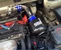 Fit For Hyundai Elantra 1.6L 2004-2011 Fine Quality Racing Brand EDDYSTAR EDDY Carbon Fiber Cold Air Intake System Air Filter