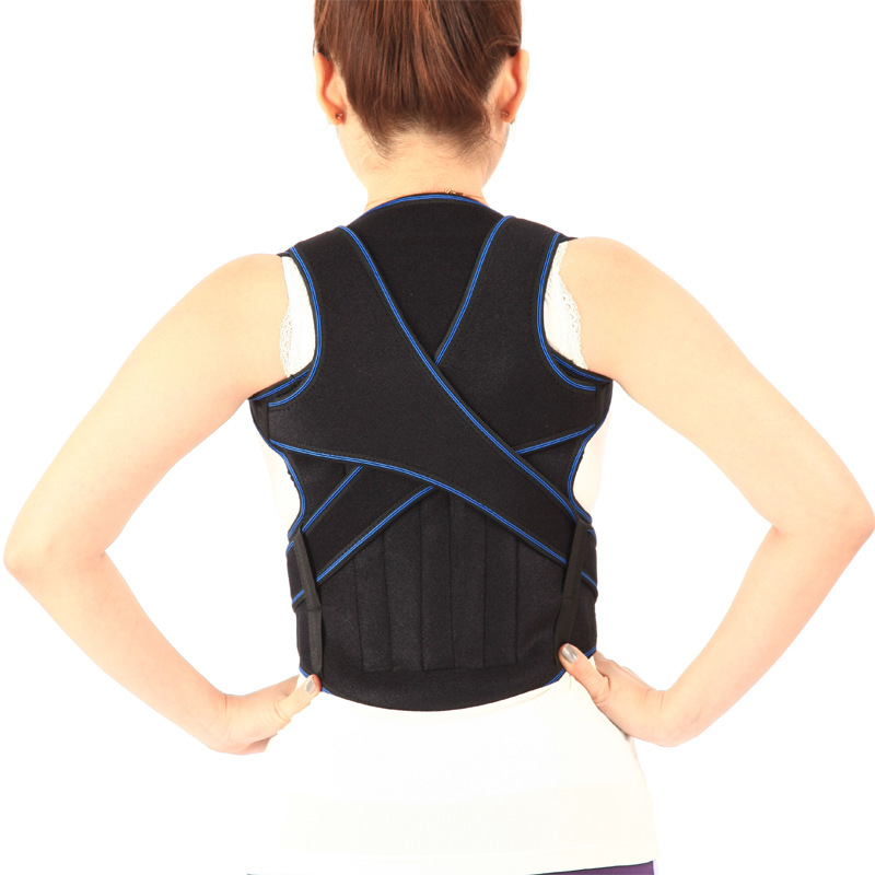 JORZILANO Babaka Back Brace Support Posture Correct Spinal Thoracic Spine Kyphosis Correction Belt Thoracolumbar Fixed опыты профессора николя карточки