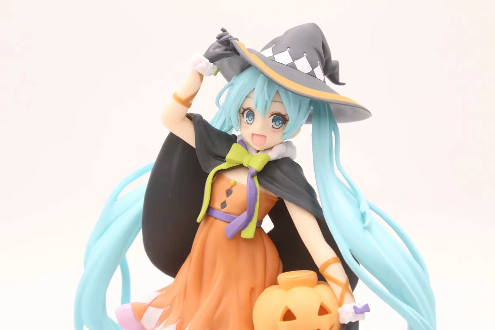 NEW 18cm Hatsune Miku Halloween Action figure toys doll with box