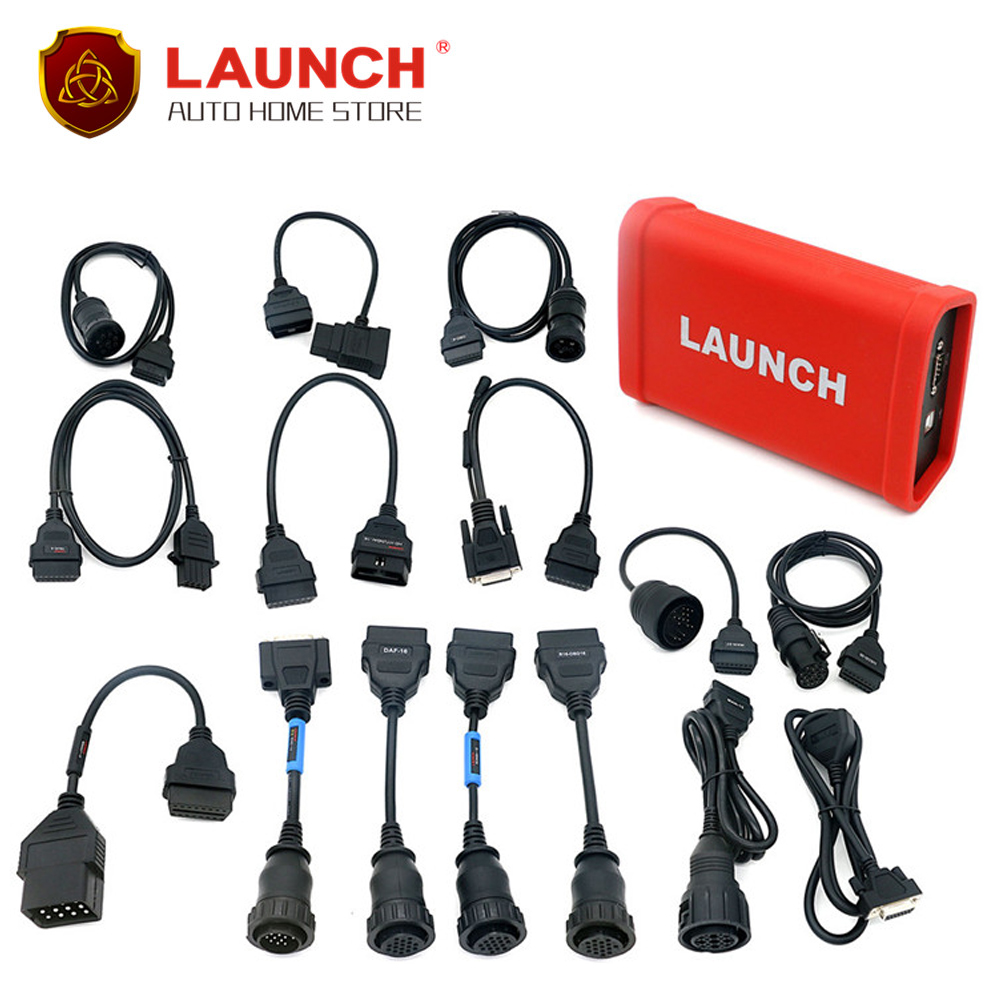 online get cheap online jobs com alibaba group newest original launch x431 hd heavy duty truck diagnostic adapter work for x431 v x431 pro3