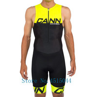 CANNBAL cycling skinsuit 2019 men bicycle jumpsuit triathlon suit bike Small shoulder straps cycling roupa ciclismo skating suit