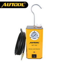 Original AUTOOL SDT-202 Car Smoke Machines For Sale For Cars Leak Locator Automotive Diagnostic Leak Detector SDT202