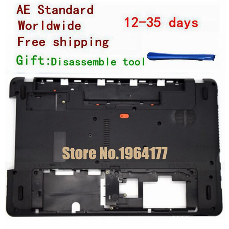 Bottom case For Packard For Bell For EasyNote TE11 TE11HC TE11HR TE11BZ TE11HR TE11-BZ TE11-HC Base Cover Laptop Replace Cover nbc1f11001 motherboard for packard bell easynote te11 tv11 hc tv43 hc tv44 hc tv44 hr la 7912p q5wtc l51 100