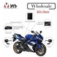 Vsys V-SYS SYS [ขายส่ง] C3ขี่รถจักรยานยนต์กล้องกล่องดำหน้าและกล้องหลังสำหรับรถจักรยานยนต์DVRการรักษา...