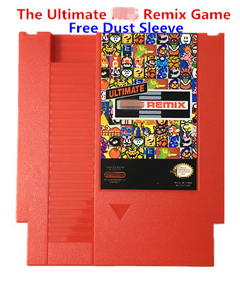 Il Best Cartuccia Di Gioco Di Giochi Nes, Earthbound FinalFantasy123 Faxanadu TheZelda12 Megaman123456 Turtles1234 Kirby'sAdventure