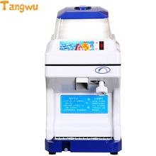 free shipping commercial power snowflake shaved ice machine crusher smoothies electric machines